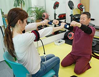健康的な体作りのお手伝いをいたします。